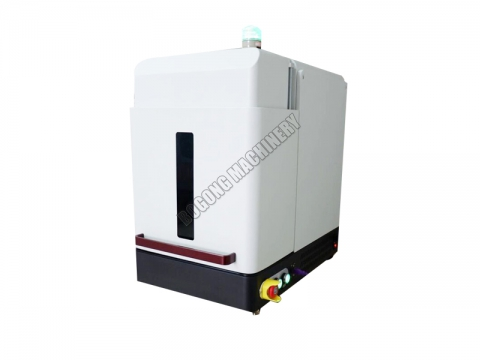 mini laser engraving machine with cover